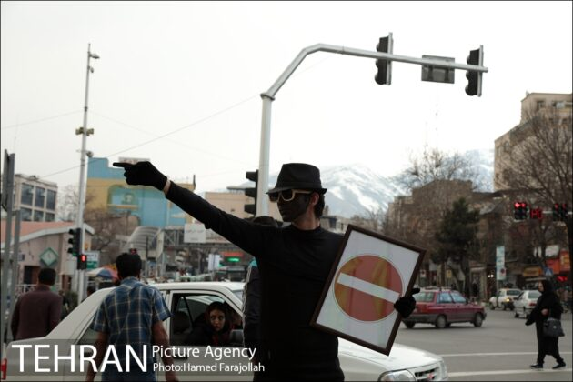 Iranians Running 'No to Road Accidents' Campaign (21)