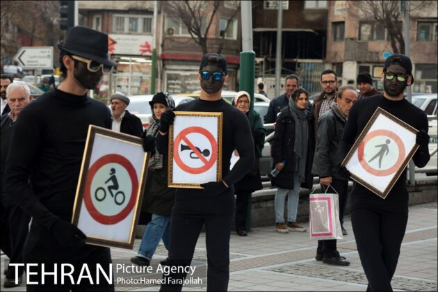 Iranians Running 'No to Road Accidents' Campaign 27