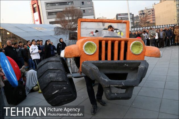 Iranians Running 'No to Road Accidents' Campaign 28