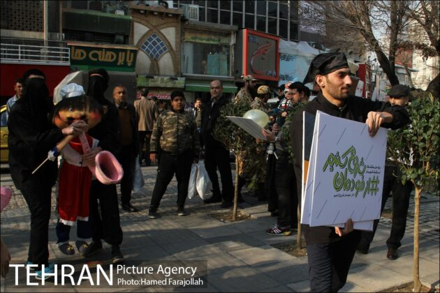Iranians Running 'No to Road Accidents' Campaign 6