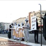 Iranians Running 'No to Road Accidents' Campaign 9