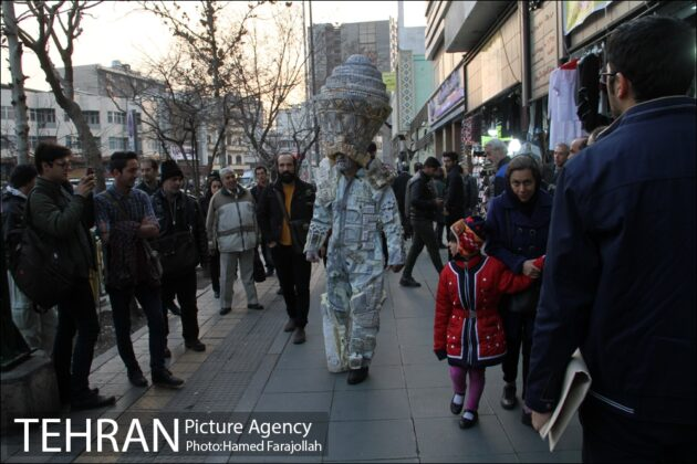 Iranians Running 'No to Road Accidents' Campaign 10