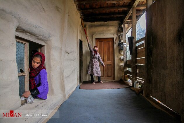 Spring Cleaning, Northern Iran
