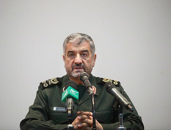 IRGC Warns US: Watch out for Consequences of Syria Aggression