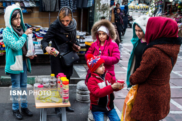 Iranian People Preparing for Nowruz (12)
