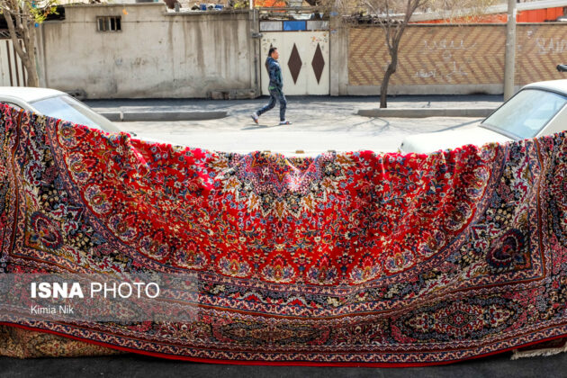 Iranian People Preparing for Nowruz (20)