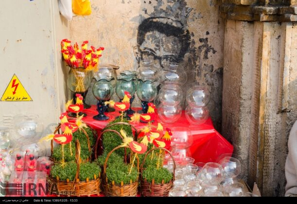 Iranian People Preparing for Nowruz (26)