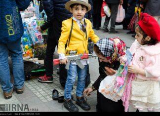 Iranian People Preparing for Nowruz (27)