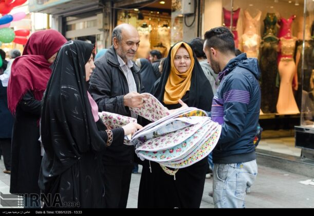 Iranian People Preparing for Nowruz (29)