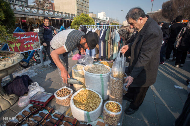 Iranian People Preparing for Nowruz (6)