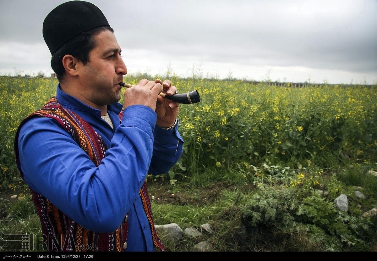 'Nowruz Khani', Tradition to Show Gratitude towards Spring's Arrival (11)