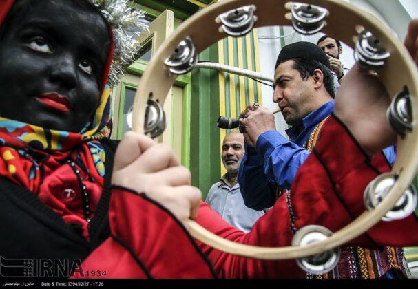 'Nowruz Khani', Tradition to Show Gratitude towards Spring's Arrival (8)
