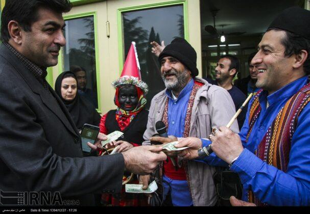 'Nowruz Khani', Tradition to Show Gratitude towards Spring's Arrival (9)