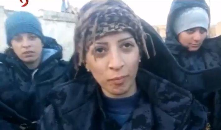 دختران سوری که با داعش میجنگند را بشناسید
