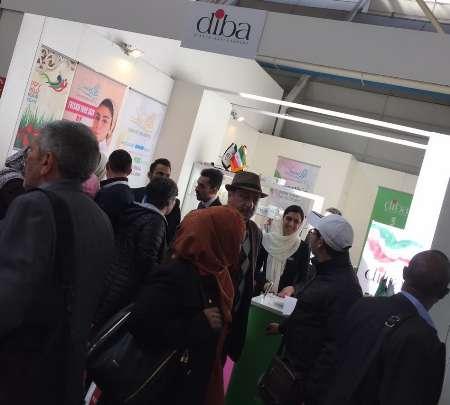 ايران تحتضن اکبر معرض لمستحضرات التجميل في الشرق الأوسط