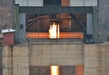 شکست آخرین آزمایش موشکی کره شمالی