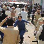 90 کشته و زخمی در انفجار تروریستی پاراچنار