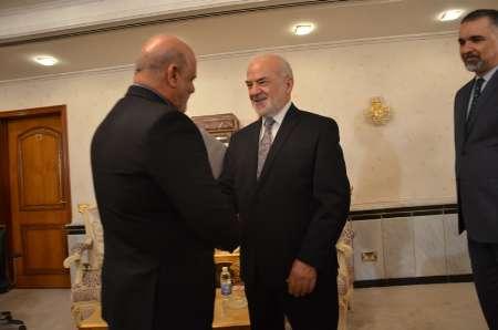 الخارجية العراقية.. العراقيون لا ينسون أبداً الدعم الإيراني