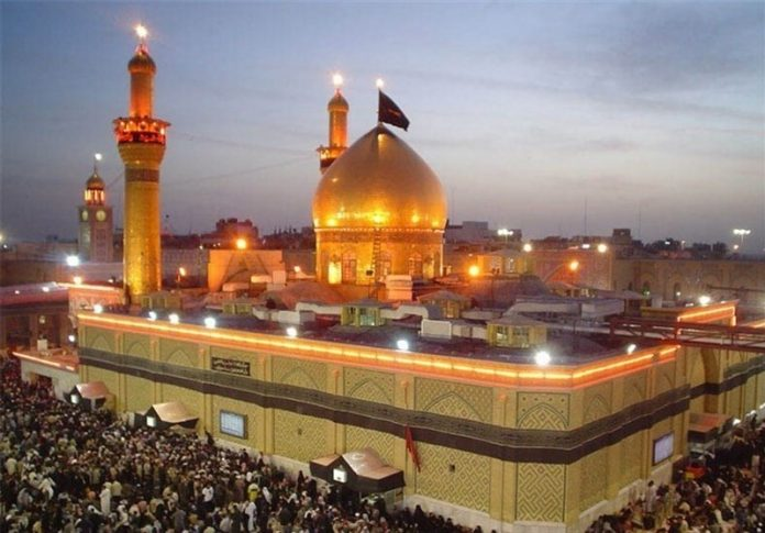 القبة الحسينية