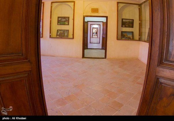 كاشان .. دار الطباطبائيين تحفة معمارية من العهد القاجاري (11)