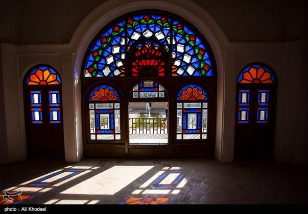 كاشان .. دار الطباطبائيين تحفة معمارية من العهد القاجاري (32)