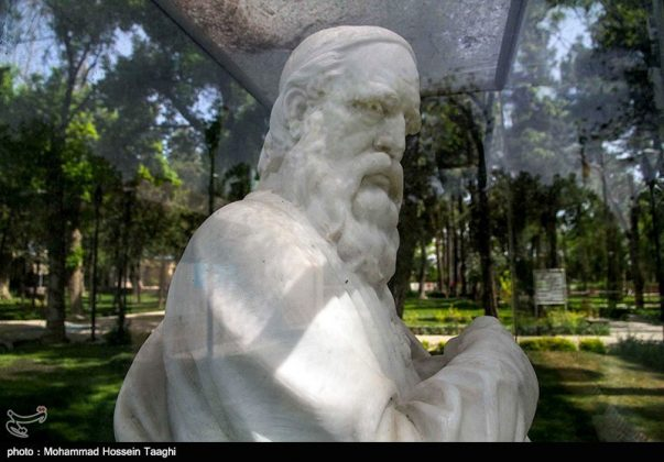 نيسابور.. مقبرة الشاعر عمر الخيام (9)