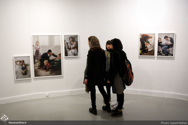 'Swedish Dads' Put on Display in Iranian Artists Forum (1)