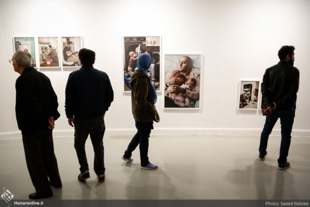 'Swedish Dads' Put on Display in Iranian Artists Forum (11)
