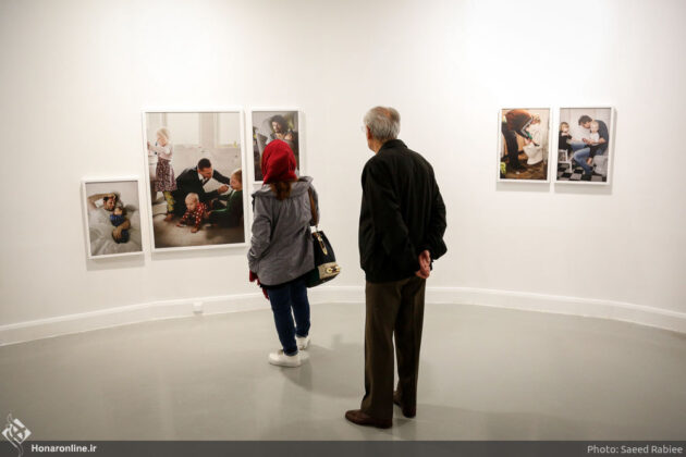 'Swedish Dads' Put on Display in Iranian Artists Forum (12)