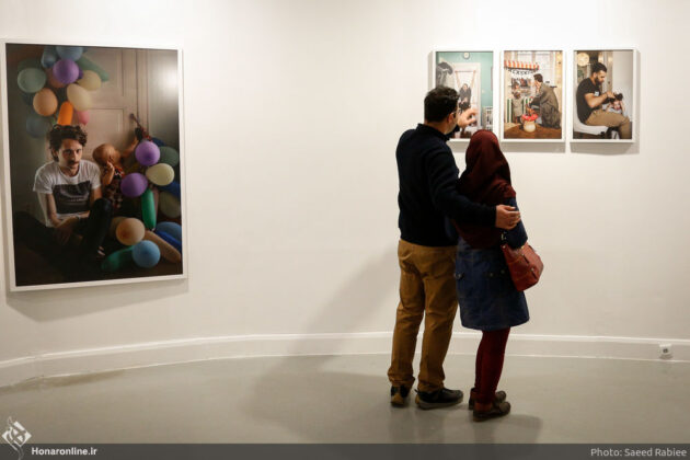 'Swedish Dads' Put on Display in Iranian Artists Forum (14)