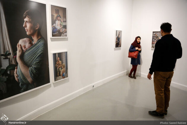 'Swedish Dads' Put on Display in Iranian Artists Forum (16)