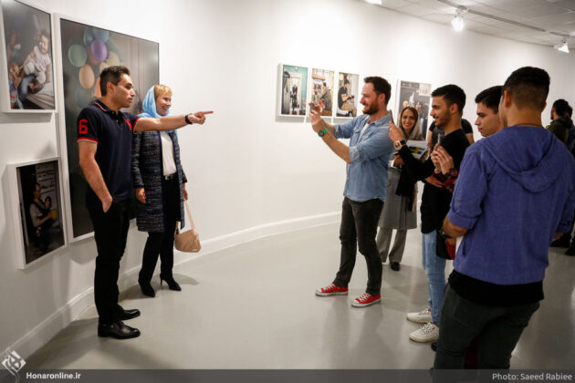 'Swedish Dads' Put on Display in Iranian Artists Forum (17)