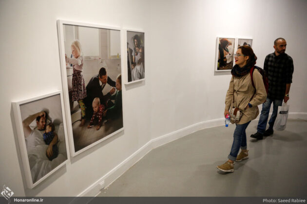 'Swedish Dads' Put on Display in Iranian Artists Forum (5)
