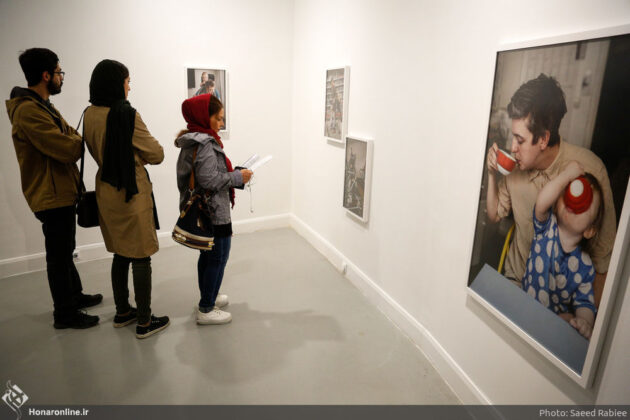 'Swedish Dads' Put on Display in Iranian Artists Forum (6)