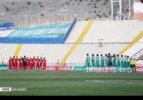 برسبوليس .. بطل الدوري الايراني الممتاز 1