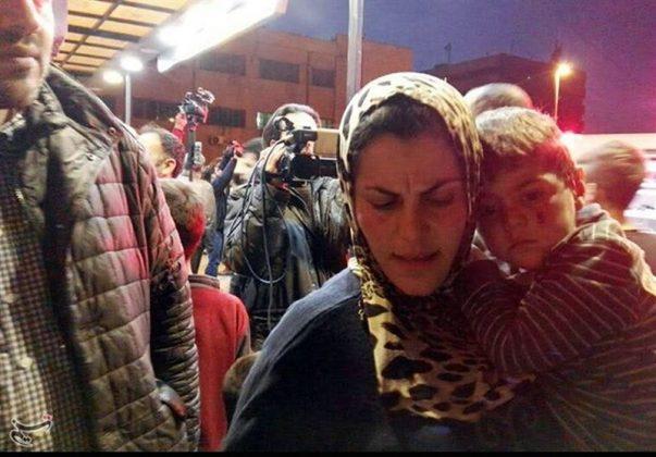 مشاهدات صحفي ايراني عن فاجعة الفوعة وكفريا السوريتين1