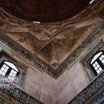 مسجد ارومية، روعة من روائع الفن المعماري الاسلامي