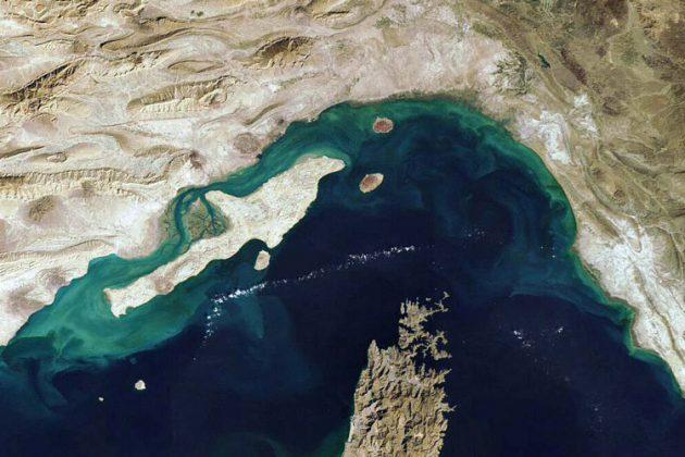 جزيرة قشم جوهرة الخليج الفارسي1