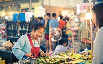 تصاویری از غذاهای خیابانی در نقاط مختلف جهان