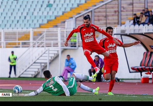 برسبوليس .. بطل الدوري الايراني الممتاز 11