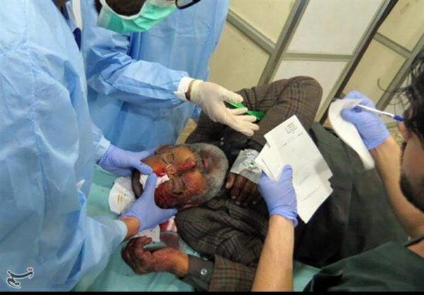 مشاهدات صحفي ايراني عن فاجعة الفوعة وكفريا السوريتين11