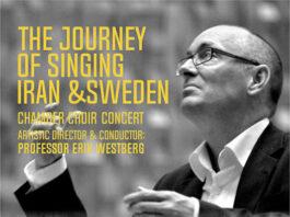 Tehran Hosts 'Iran-Sweden Journey of Singing'