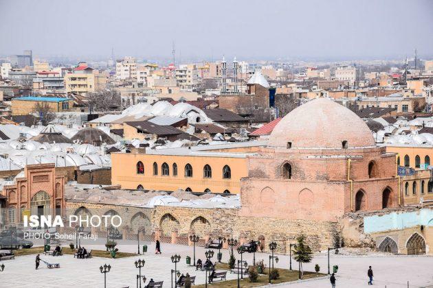مسجد ارومية
