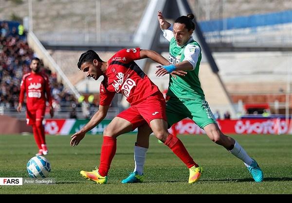 برسبوليس .. بطل الدوري الايراني الممتاز 18