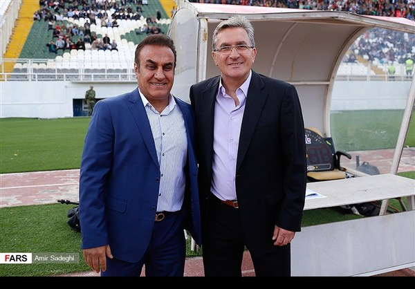 برسبوليس .. بطل الدوري الايراني الممتاز 2