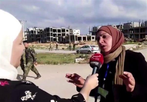 مشاهدات صحفي ايراني عن فاجعة الفوعة وكفريا السوريتين2