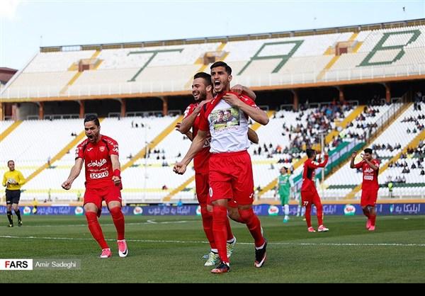 برسبوليس .. بطل الدوري الايراني الممتاز 21