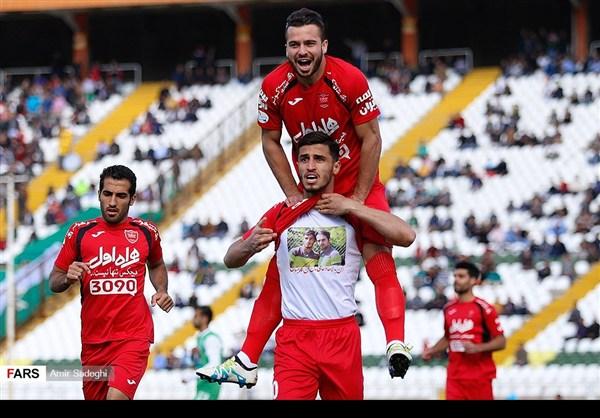 برسبوليس .. بطل الدوري الايراني الممتاز 22