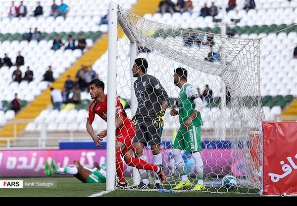 برسبوليس .. بطل الدوري الايراني الممتاز 23