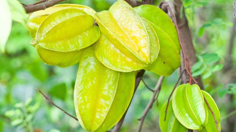 میوه ستارهای (کارامبولا)